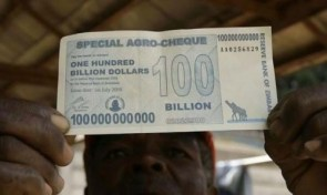 One Hundred Billion Dollars