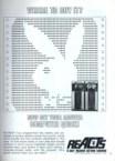 playboy ascii advertisement