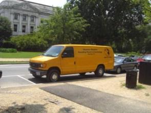 Scientology Van
