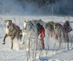 snow racing