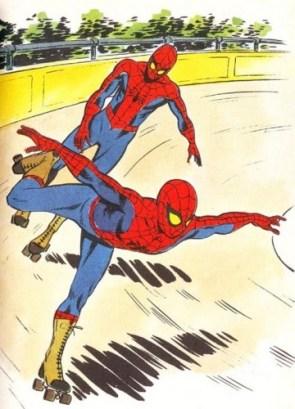 Spider-Man Roller Skates