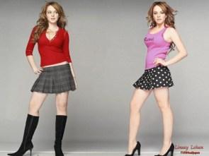 155 – Lindsay Lohan