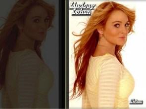 160 – Lindsay Lohan