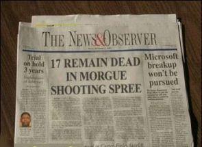 17 Remain Dead at Morgue Shooting