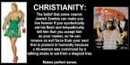 Christianity – Makes Perfect Sense