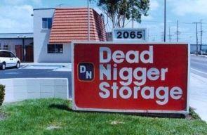 Dead Nigger Storage