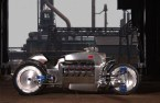 Dodge Tomahawk concept motorcycle 1