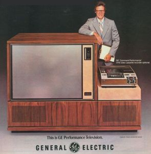 GE Performance Television