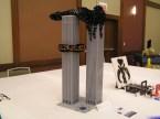WTC Attack Lego Recreation