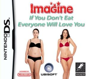 Imagine – If you don't eat everyone will love you