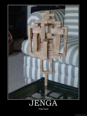 Jenga – Your Turn