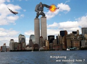 Where was king Kong when we needed him?