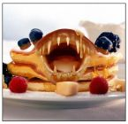 monster pancakes