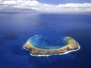 small atoll