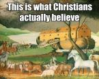 This is what Christian actually believe
