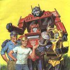 transformers trophy