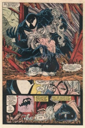 Venom vs Black Cat