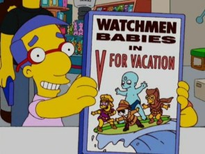 Watchmen Babies – V for Vacation