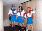 Sexy Sailor Moon Cosplayers