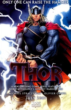Thor – Only One Can Raise The Hammer