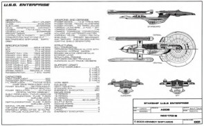 USS Entierprise 1701-C