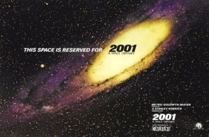 2001 – A Space Odyssey