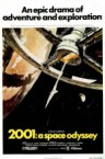 2001 – A Space Odyssey Movie Poster