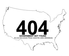 404 – Government Not Found