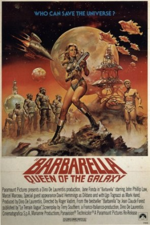 barbarella – queen of the galaxy