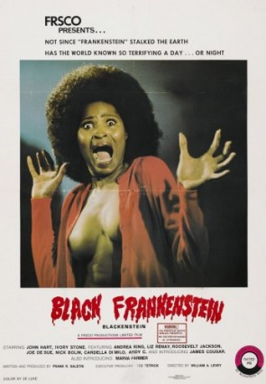 Black Frankenstein