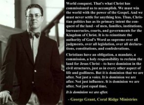 Christian World Conquest
