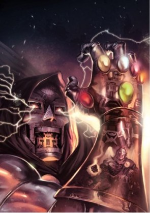 Dr Doom and the Infinity Gauntlet