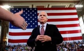 McCain Snubs Your Handshake
