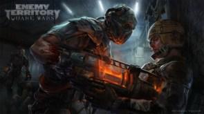 Quake Wars – Enemy Territory