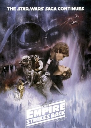 star wars – the empire strikes back movie poster
