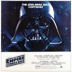 Star Wars – The Empire Strikes Back – Vader Movie Poster