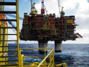 Statfjord  – Oil Rig