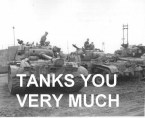 Tanks You Very Much