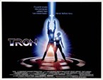 Tron Wide Poster