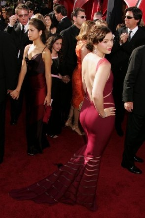 Amber Tamblyn – Emmy 2004 arrival