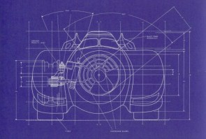Batmobile Blueprints 4