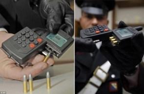 Cell Phone Pistol