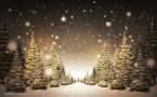 christmas tree line up