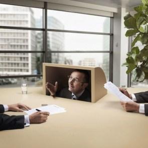 Desk Meeting