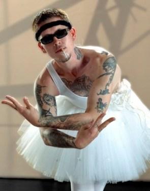 gangsta ballarina