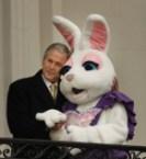 George Bush Vs Easter Bunny