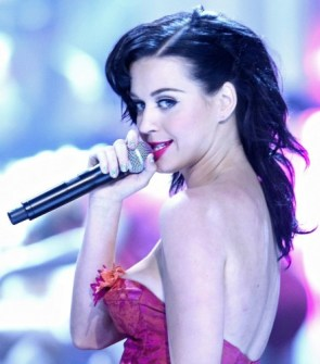 katy perry – vague sideboob