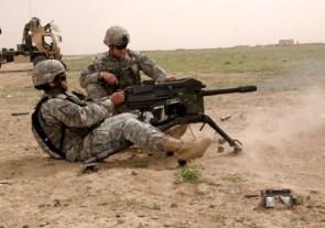 machine gun crotch