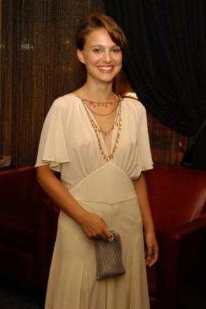 Natalie Portman – See Through Dress