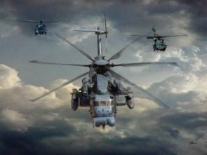 Navy Helicoptors